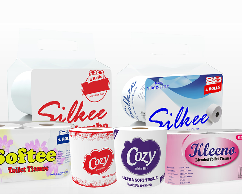 Manufacturers of High Quality Toilet Paper Rolls