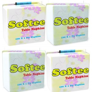 Softee table napkins collection