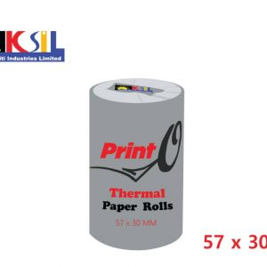 PRINT'O Thermal Paper Roll 57x30