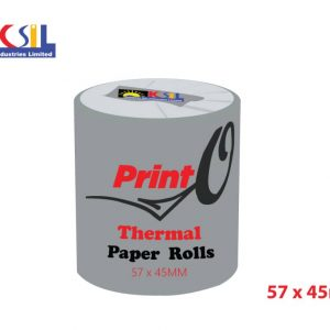 PRINT'O Thermal Paper Roll 57x45
