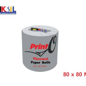 PRINT'O Thermal Paper Roll 80x80